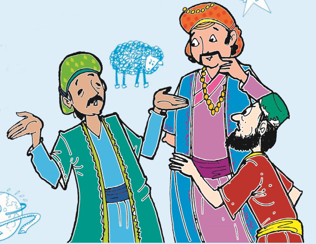 जैसा सवाल वैसा जवाब (Moral Story In Hindi For Kids)