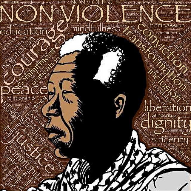 नेल्सन मंडेला -Nelson Mandela Biography In Hindi