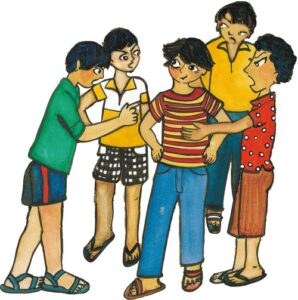 किरमिच की गेंद -Hindi Story For Kids With Moral 2020
