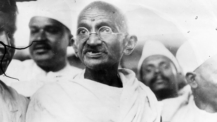 Father Of Nation Mahatma Gandhi Biography In Hindi