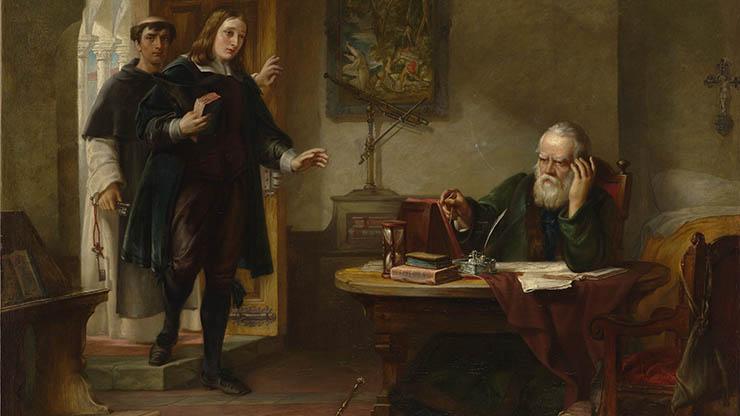 Galileo Galilei Biography In Hindi - Galileo Galilei Life Story In Hindi