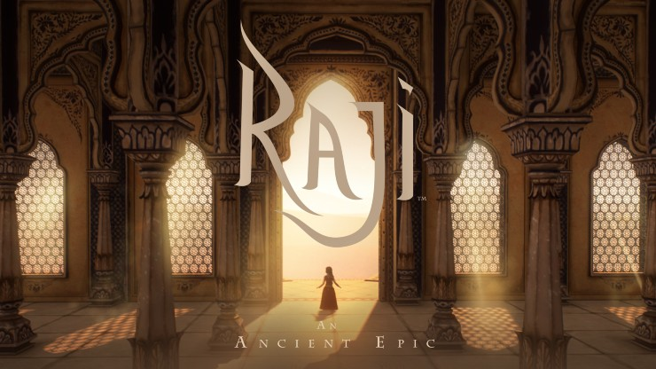 Raji An Ancient Epic An Indian Game Story In Hindi