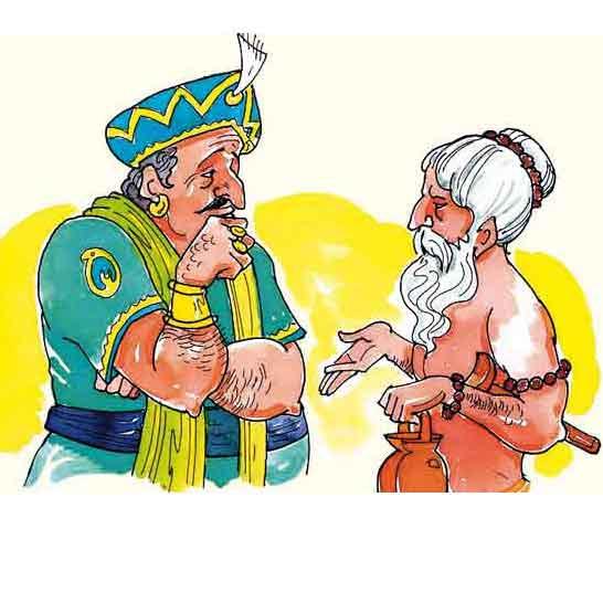 दान का हिसाब - Moral Hindi Story For Kids