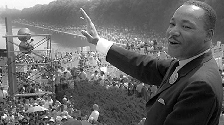 Biography Of Martin Luther King Jr In Hindi