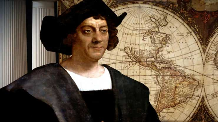 क्रिस्टोफर कोलंबस का जीवन इतिहास - Biography Of Christopher Columbus In Hindi - Life History of Christopher Columbus In Hindi