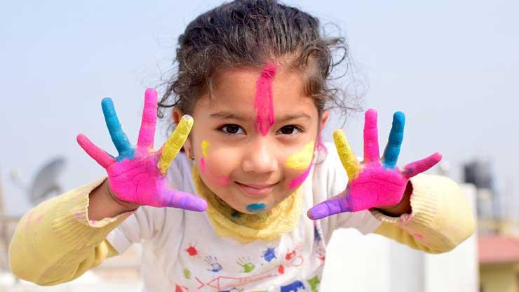 होली रंगों का महा त्यौहार – History Of Holi In Hindi