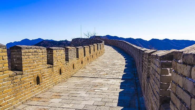 चीन की महान दीवार का इतिहास - History of the Great Wall of China In Hindi