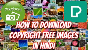 How To Download Copyright Free Images In Hindi