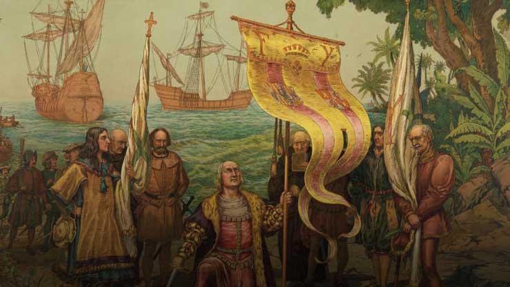 क्रिस्टोफर कोलंबस का जीवन इतिहास - Life History of Christopher Columbus In Hindi