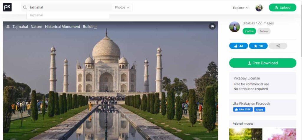 कॉपीराइट फ्री इमेज कैसे डाउनलोड करें - How To Download Copyright Free Images In Hindi