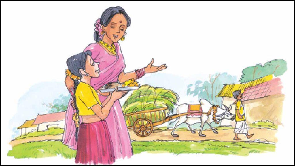 पोंगल: भारत का त्यौहार - हिंदी कहानी - हिंदी निबंध