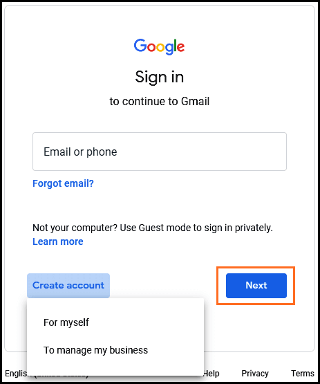 Gmail account कैसे बनाये - How to create Gmail account in Hindi 7 Moral