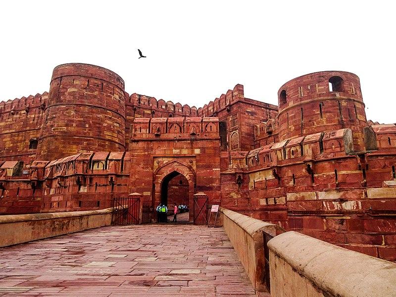 आगरा का किला, आगरा (Agra Fort, Agra) - History in Hindi [हिंदी]