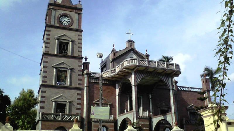 बंदेल चर्च का इतिहास, बंदेल, भारत (हिंदी इतिहास और वास्तुकला)