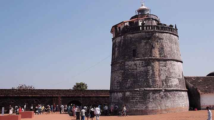 अगुआड़ा किला का इतिहास (History of Aguada Fort)