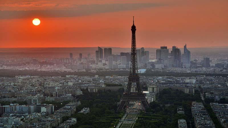 एफिल टावर का इतिहास (History of Eiffel Tower)