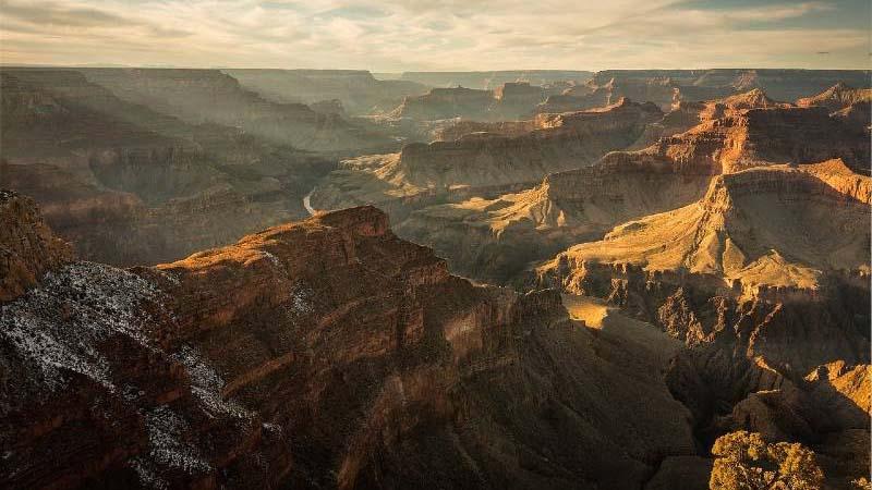 ग्रैंड कैन्यन का इतिहास (History of Grand Canyon)