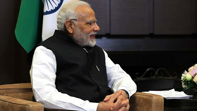 नरेंद्र मोदी की जीवनी (Biography of Narendra Modi)