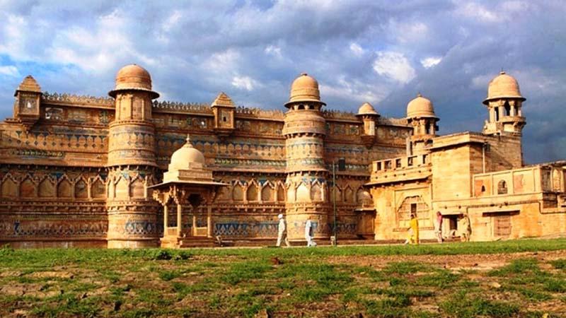 ग्वालियर किला का इतिहास (History of Gwalior Fort)