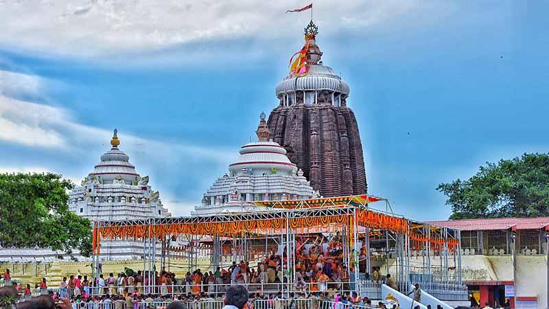 जगन्नाथ मंदिर के इतिहास (History of Jagannath Temple)
