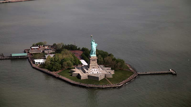 स्टैच्यू ऑफ लिबर्टी का इतिहास (History of Statue of Liberty)