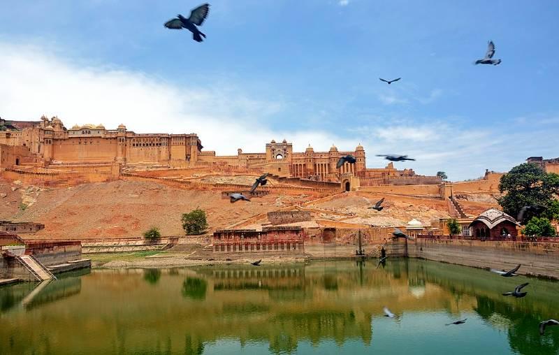 जयगढ़ किला का इतिहास (History of Jaigarh Fort)