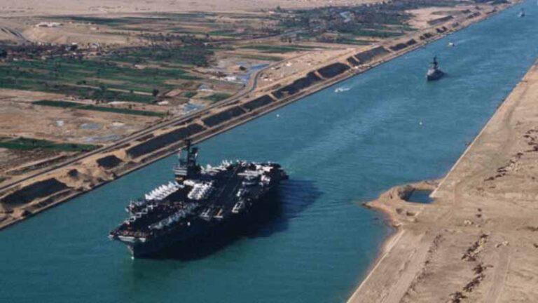 स्वेज़ नहर का इतिहास (History of Suez Canal)