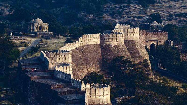 कुम्भलगढ़ किला का इतिहास (History of Kumbhalgarh Fort)
