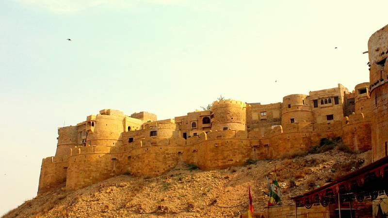 जैसलमेर किला का इतिहास (History of Jaisalmer Fort)