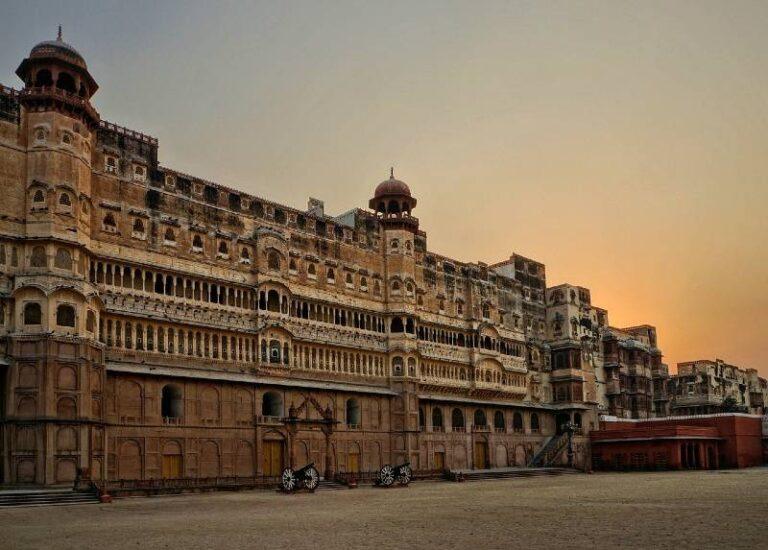 जूनागढ़ किला का इतिहास (History of Junagarh Fort)