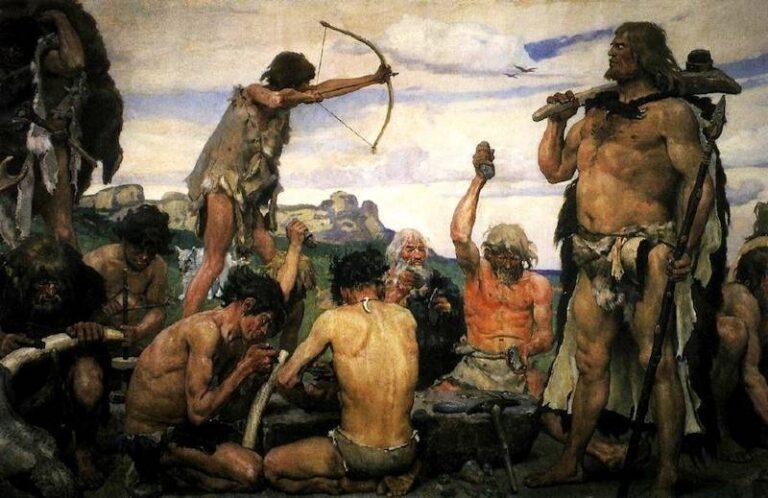 पाषाण युग का इतिहास (History Stone Age)
