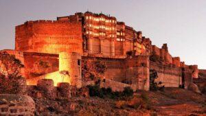 मेहरानगढ़ किला (Mehrangarh Fort) | History, Gates, Palaces, & Temples